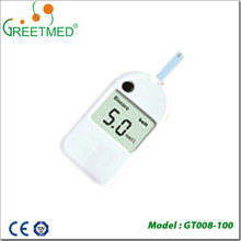 New design hot sale one step blood glucose test strips