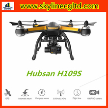 Hot selling FPV RC drone quadcopter Hubsan H109s with HD camera for aerial photography 30 Minutes flight time