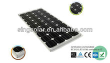 0.1W~300W flexible solar panel solar panel modual for home or commercial used