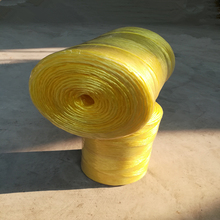 nylon twisted twine pp rope for packing