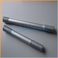 China suppliers fasteners double end threaded rod thread stud