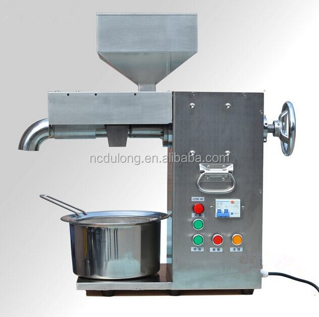 Stainless steel automatic plant oil extraction machine with cheap price