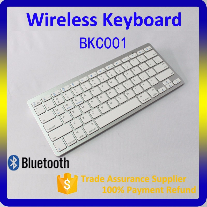 BKC001 Wireless Keyboard For Iphone Smart Phones Bluetooth Mechanical Keyboard