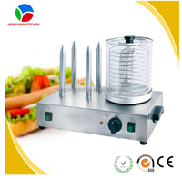 hotdog steamer/hot dog boiler/hot dog bread heater