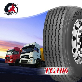 tubeless truck tires chinese new brand tires for heavy duty trucks