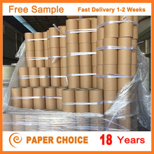 High Quality Different Color NCR Carbonless 50gsm paper Roll in Jumbo Roll