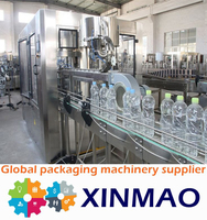 CGF32-32-10 monoblock bottled pure water filling equipment ,mineral water plant cost, water bottling plant america