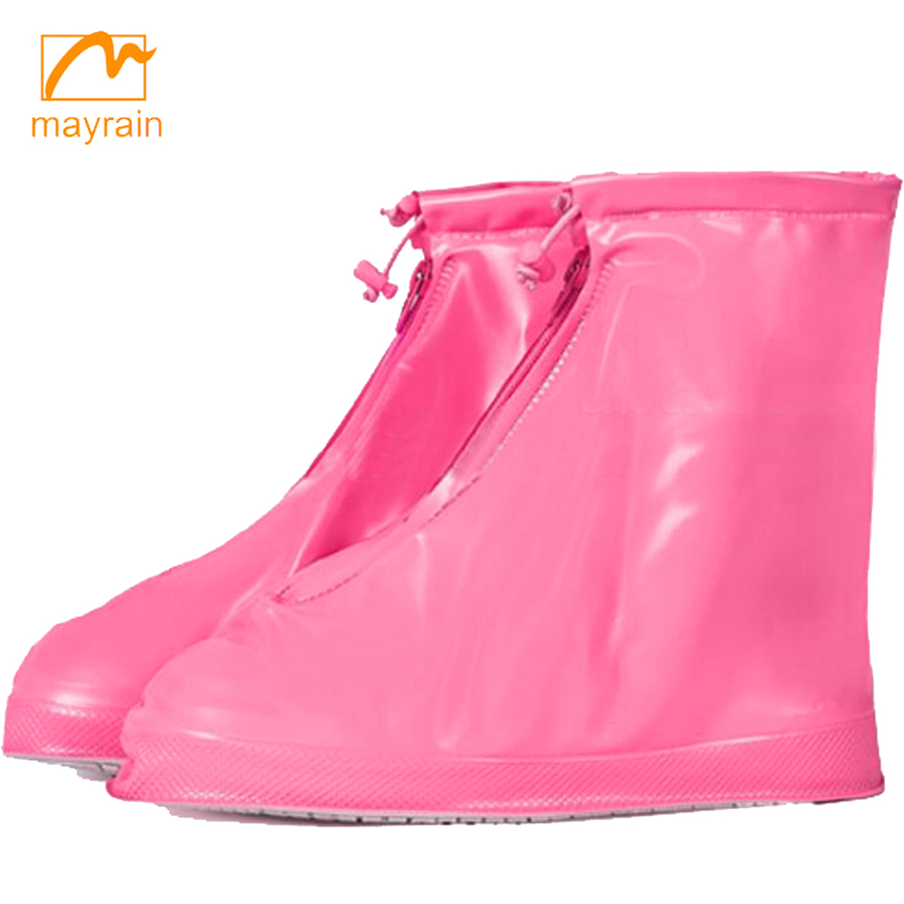 2017 Waterproof Rain Boots Covers Rain Shoe Covers