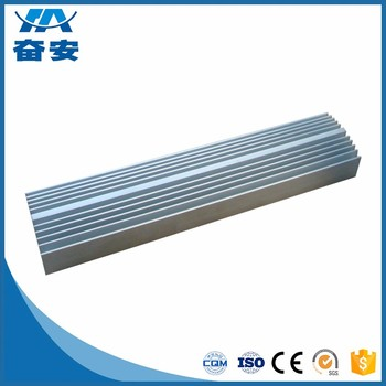 Professional manufacture cheap extruded flat heatsink