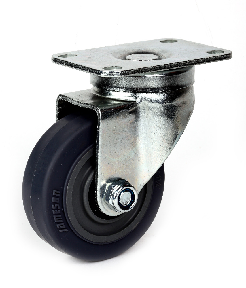Hand Cart hand trolley wheel all lock caster ball bearing