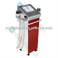 Noble laser vibration ultrasound therapy RF wrinkle removal four in one machine