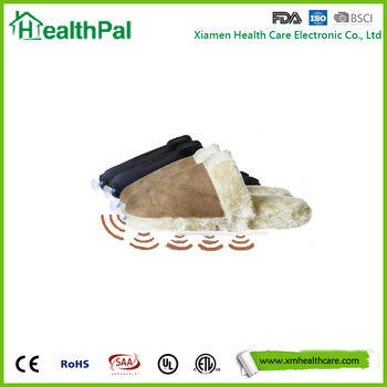 Electric LED massage Slipper with vibration and light