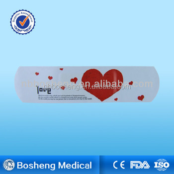 Bosheng medical plaster with CE/FDA/ISO13485