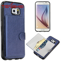 S6 card case , Amazon best seller case for Samsung S6