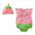 Hooded fruit wholesale cotton cheap nice fruit shape infant baby rompers set