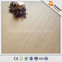 AC4 Hand Scrapped Wood Color Laminate Flooring 12mm