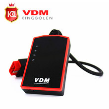 2017 New Arrival UCANDAS VDM V3.9 Full System Professional Diagnostic Tool support Wifi update online VDM function as diagun