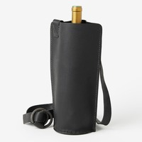 Classic Sling Wine Cooler Bag Carries Two Wine/Bottle