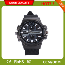 High quality 1296P hidden spy watch camera with motion detection and 32G