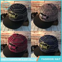 New Fashion Male Ladies Men New York Alpaca Hat