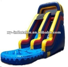 Best Seller 16' Classic Inflatable Water Slide w/ Splash Pool