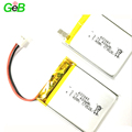 Rechargeable lithium ion battery 403040 3.7V 400mAh lipo battery for smart portable device