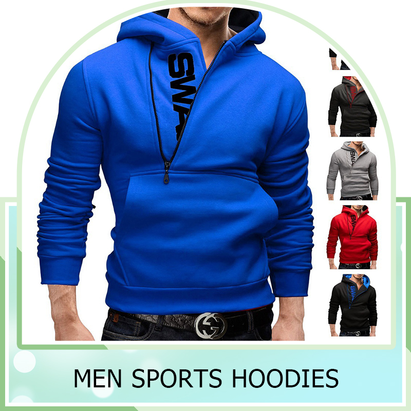 Wholesale 2016 famous brand fanshion mens hoodies,long sleeve sport Pullover hoodies men's clothes hip hop men hooded sweatshirt