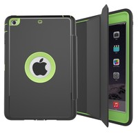 New Arrival Wholesale Leather Case Flip Cover For iPad Mini 3 Case