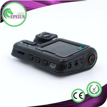 2016 NEW DESIGN I1000 SINGLE LENS radar detector with car dvr camera HD 720P car black box 2ch