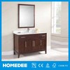 Homedee china manufacturer hotel used furniture mirror Accessories Home bathroom vanity cabinet