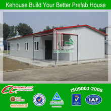 EPS sandwich panel family prefabricated steel containers used office