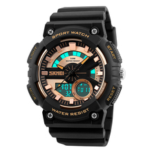 China Manufacturer hot selling SKMEI Brand 1235 Waterproof Men Sport Digital Wristwatches for teens