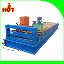 Roofing Steel Glazed Roof Tile Roll Forming Machine