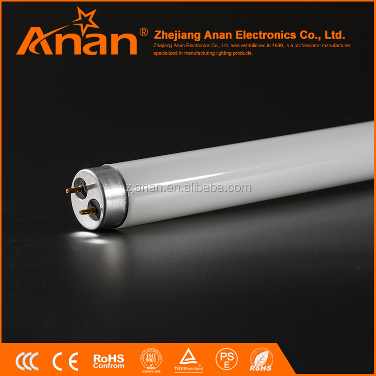 New year 2017 Best Selling fluorescent tube bulbs