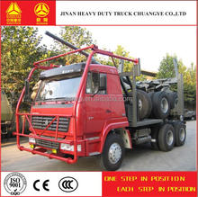 2016 china suppliers sinotruk logging truck