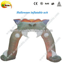 inflatable door arch model decoration halloween inflatable arch for sale