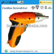 High Quality Electric 3.6V Cordless Screwdriver