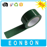 green cloth tape with free samples stock strong adhesive waterproof cotton matt product
