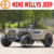 Specialized production High Quality mini jeep go kart