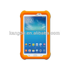 ultimate protection silicon case for Samsung Galaxy Tab3 7.0 shock resistant case for tablet 7 inch