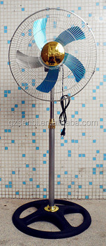 good quality high speed 18'' industrial fan with 5 blade