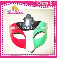 Venetian Masquerade Masks Bulk For Carnival Party (Blue,Green)