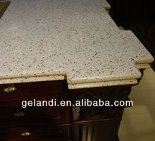 Artificielle quartz, Quartz tables pour cuisine moderne tops