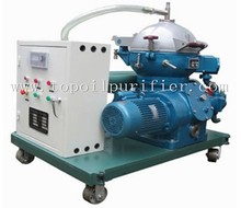 CYS series oil water centrifuge machine, centrifugal lubricating oil recovery system, oil and water separator sludge