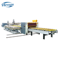 OEM service hot melt Adhesive Pur woodworking glue laminating machine for mdf