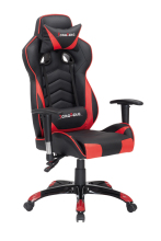 new style adjustable leather office racing/racer/gamer chair