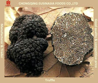 dried black truffle cubes, tuber indicum