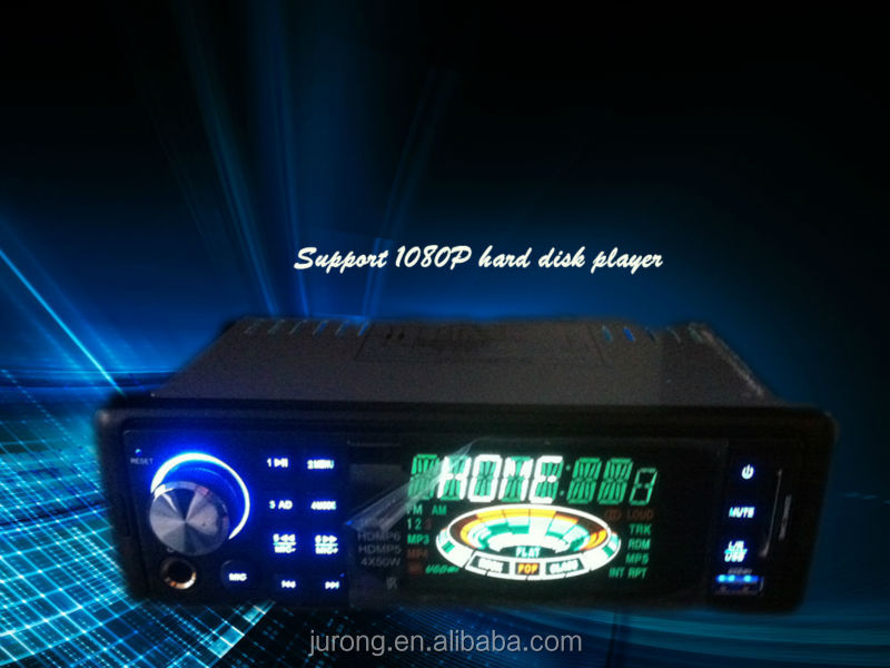 2014 New! Alibaba 1080P car hdd player