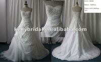 2012 Hot Selling For High Quality Beautiful Bridal Wedding Dress Bridal Dress Gown-b1026