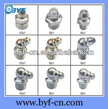 Different Types and Size BYF Grease Fittings on Sale